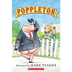 Scholastic Reader Poppleton 3rd Grade