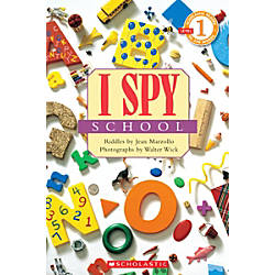 Scholastic Reader Level 1 I Spy