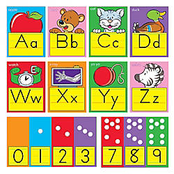 TREND ABC Fun Alphabet Bulletin Board