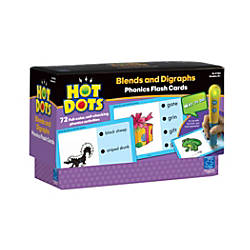 Educational Insights Hot Dots Phonics Program