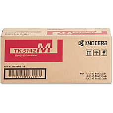 Kyocera TK 5142M Original Toner Cartridge