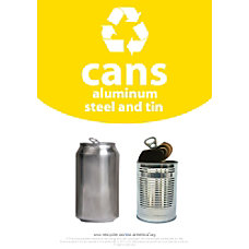 Recycle Across America Aluminum METAL 1007