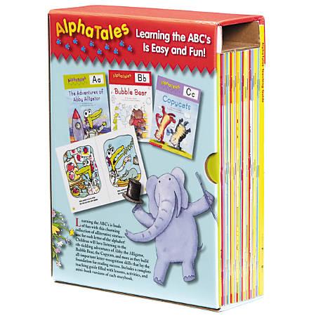 Scholastic Alpha Tales Box Set