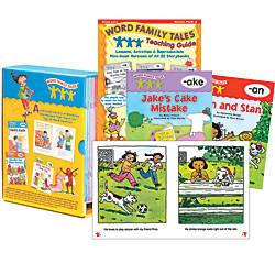 Scholastic Word Family Tales Box Set