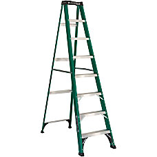 Louisville Ladders Fiberglass Standard Step Ladder