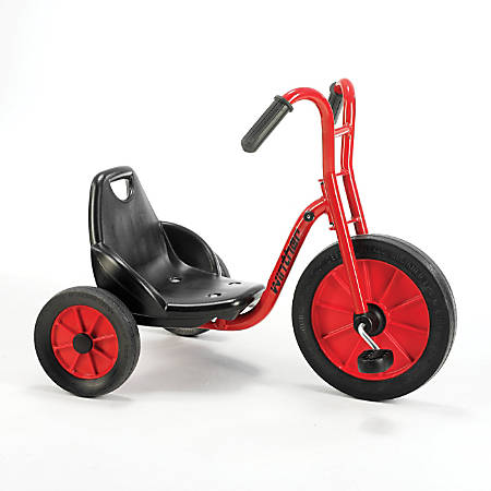 """Winther EasyRider Trike, 14 5/16""""H x 21 13/16""""W x 27 15/16""""D, Red"""