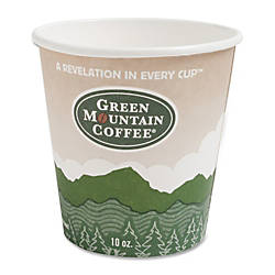 Green Mountain Coffee T93767 Ecotainer Cups