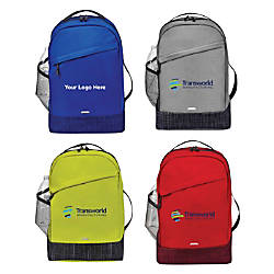 Taurus Backpack With 15 Laptop Pocket