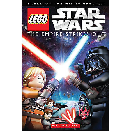 Scholastic Reader, Lego Star Wars: The Empire Strikes Out, 1st Grade