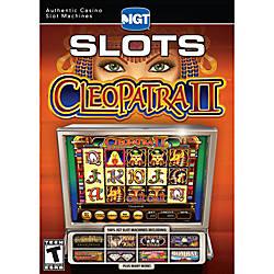 IGT Slots Cleopatra II Mac Download
