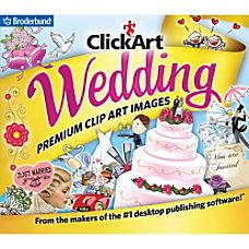 ClickArt Wedding
