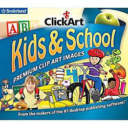 ClickArt Kids School Download Version