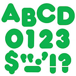 TREND Ready Letters Casual 3 Green