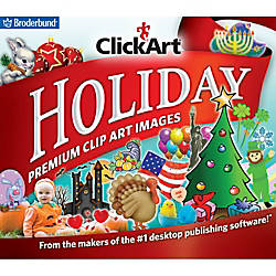 ClickArt Holiday Download Version