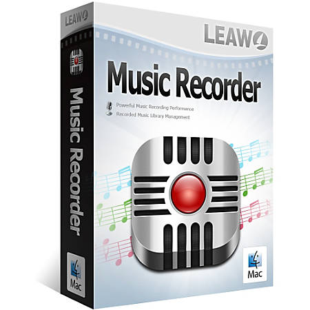 Leawo Music Recorder for Mac, Download Version