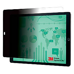 3M Landscape Privacy Filter For iPad