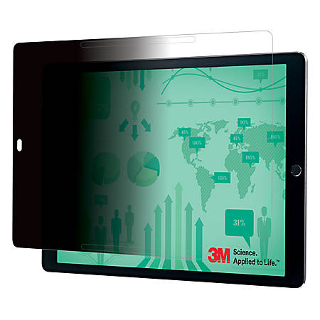 3M™ Landscape Privacy Filter For Apple® iPad® Pro