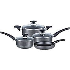 Brentwood Cookware 7 Piece Aluminum Non