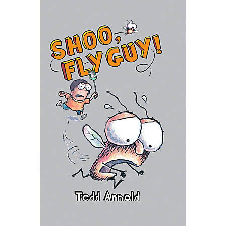 Scholastic Reader, Fly Guy #3: Shoo, Fly Guy!, 3rd Grade