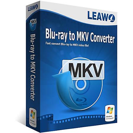 Leawo Blu-ray to MKV Converter Item # 266546