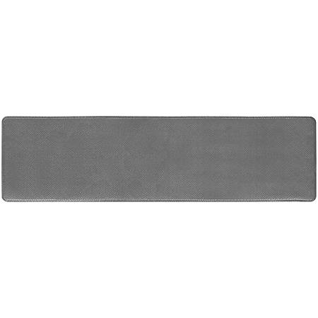 M + A Matting Hog Heaven Prime Floor Mat, 3' x 10', Graytone