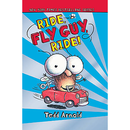 Scholastic Reader, Fly Guy #11: Ride, Fly Guy, Ride!, 3rd Grade