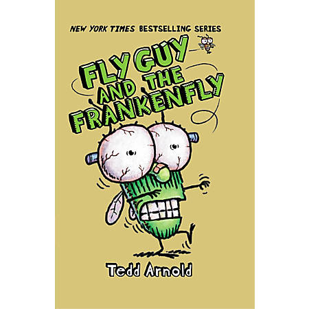 Scholastic Reader, Fly Guy #13: Fly Guy And The Frankenfly, 3rd Grade
