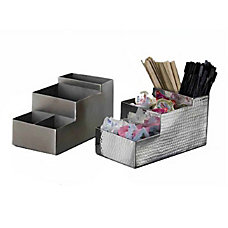 American Metalcraft Stainless Steel Coffee Caddy