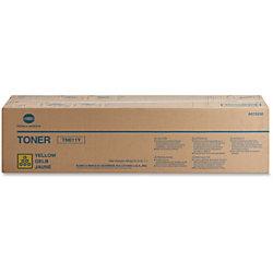 Konica Minolta TN-611Y Original Toner Cartridge - Laser - 27000 Pages - Yellow - 1 Each