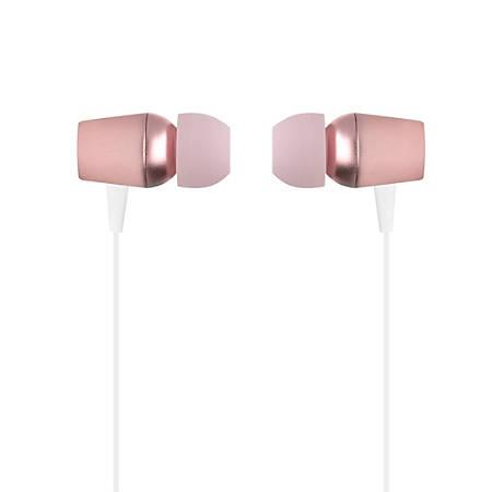 BPM Bluetooth® Earbud Headphones, Rose Gold, BPM-BT1004AR