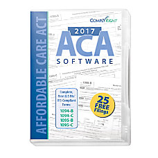ComplyRight 2017 Affordable Care Act Software