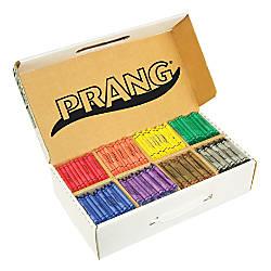 Prang Soy Crayons Box With Handle