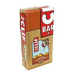 Clif Bar Bars Crunchy Peanut Butter