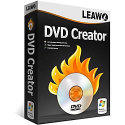 Leawo DVD Creator Download Version