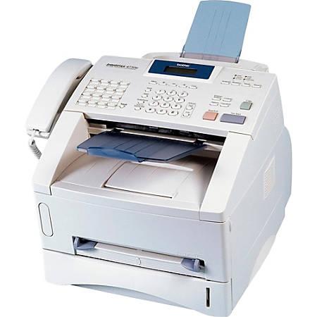 Brother Intellifax 4750e Laser Fax Machine