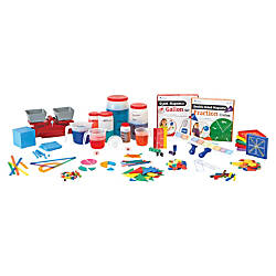 Learning Resources Grade 4 Math Kit
