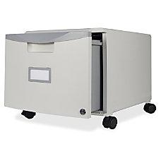 Storex 18 Mobile Filing Cabinet 183