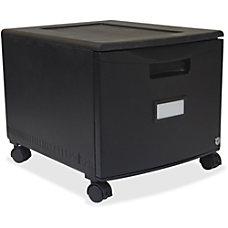 Storex Single File Drawer 18 38