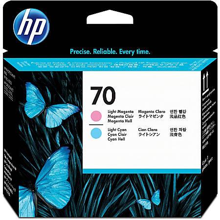 HP 70 (C9405A) Light Magenta/Light Cyan Ink Cartridge