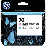 HP 70 C9405A Light MagentaLight Cyan