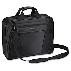 Targus CityLite Notebook Case Nylon Polyester