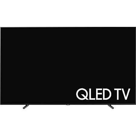 "Samsung Q9F 88Q9F 88"" Smart LED-LCD TV - 4K UHDTV - Charcoal Black - Quantum Dot LED Backlight - DTS Premium Sound, Dolby"