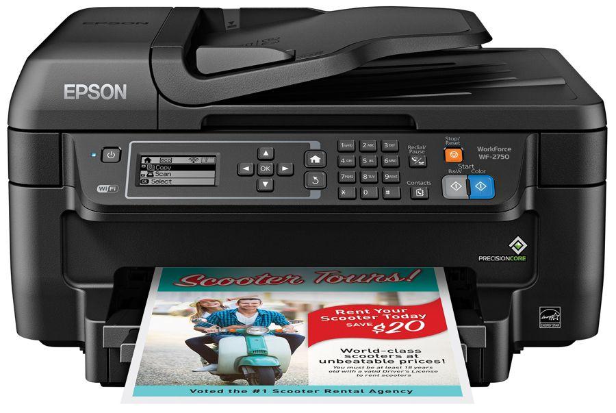 Epson WorkForce 323 Scanner Download Drivers