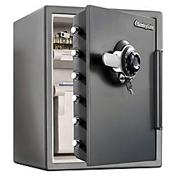 Sentry Safe Water Resistant Combination Fire