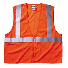 Ergodyne GloWear Safety Vest Economy Mesh