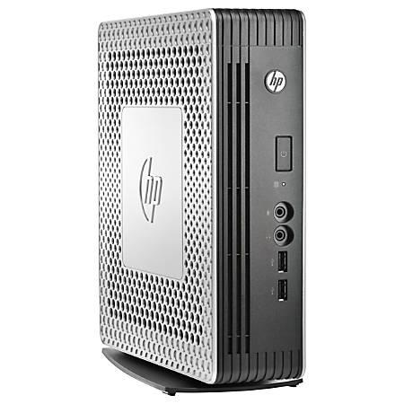 HP t610 PLUS Tower Thin Client - AMD G-Series T56N Dual-core (2 Core) 1.65 GHz
