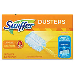 Swiffer Unscented Duster Kit 5 piecesKit