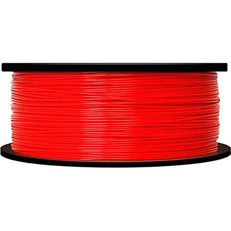 MakerBot True Red ABS Filament, True Red, 1.75 MM