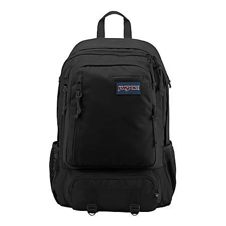 """JanSport® Envoy 15"""" Laptop Backpack, Black"""