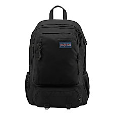 JanSport Envoy 15 Laptop Backpack Black